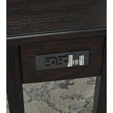 Wolf Furniture Outlet Altoona Pa by Chair Side End Table W Outlet U0026 Usb Chargers By Signature Design