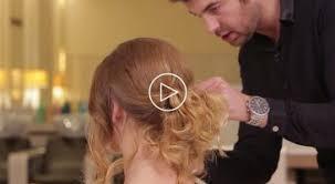comment cuisiner des chignons tuto coiffure de mariage comment réaliser un chignon ondulé