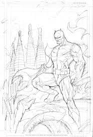 batman barcelona rough layout by jimlee00 on deviantart
