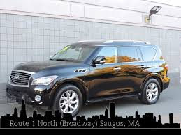 infiniti qx56 review 2008 used 2011 infiniti qx56 8 passenger at auto house usa saugus