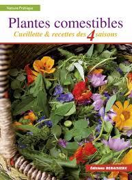 cuisine sauvage recettes plantes comestibles cueillette et recette des 4 saisons
