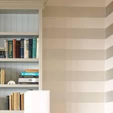 Striped Wallpaper Bathroom Wallpaper Installation Sarah Richardson Design For The Home