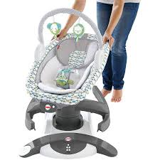 Baby Automatic Rocking Chair Activities U0026 Gear Swings Top Buy 365 Days Shopping Online