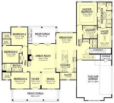 4 Bedroom Farmhouse Plans 798 Best Home Floor Plans Images On Pinterest Country House