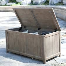 patio bench with storage outdoor patio bench storage box outdoor
