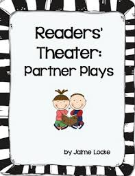 readers theater partner plays