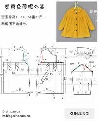 dasar membuat pola baju ebook download pola baju bayi anak facebook