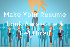 resume look 7 ways to make your social media resume look awesome wordstream