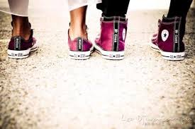 wedding shoes converse how your wedding shoes tell your story