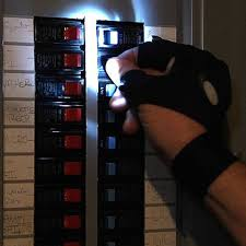 Light Up Gloves Glove Flashlight Rupeerama