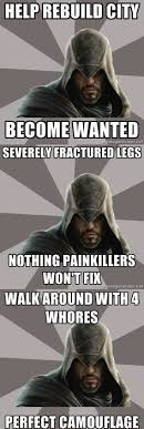 Ezio Memes - all of these are truth assassin s creed pinterest assassins