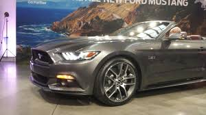price of 2015 mustang convertible 2015 mustang 11 things you didn t and two things ford won t