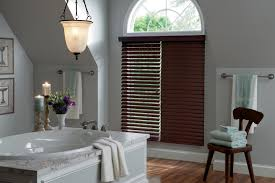 faux wood blinds for arched windows window treatments design ideas