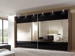 Stanley Mirrored Closet Doors Built In Wardrobe Sliding Doors Door With Mirror Within Stanley
