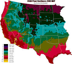 us climate map usda hardiness zone map