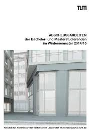 treppen mã nchen dokuba ma wise1415 12 by fakultät für architektur tu münchen issuu