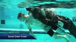 navy swcc bct water rescue test youtube