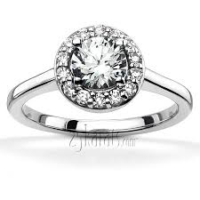 set diamond halo engagement rings diamond engagement rings certified