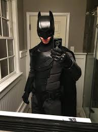 real life batsuit tested with fists and knives real life
