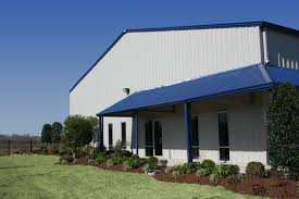 Cool Pole Barns Metal Building Homes Reviews With Trendy Steel Pole Barn With Nice