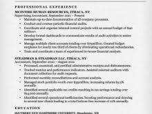 entry level accountant resume entry level tax accountant entry