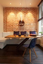Dining Room Tile by 50 Bold And Inventive Dining Rooms With Brick Walls