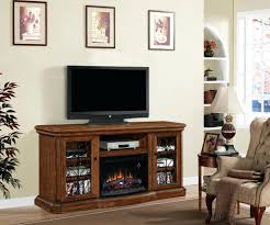 fresno 72 media console electric fireplace tv stand antique