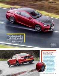 lexus uk forum car magazine uk bmw m4 vs ford mustang gt vs lexus rc f