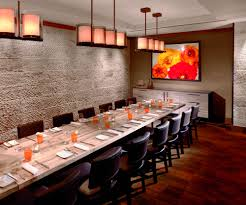 Private Dining Parallel - Restaurant dining room furniture