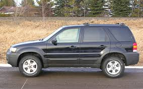 06 ford escape 2001 2007 ford escape expert review