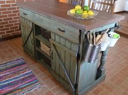 Portable Kitchen Island Ideas Best 25 Rustic Kitchen Island Ideas On Pinterest Rustic