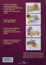 australian renovator u0027s manual australian decks u0026 pergolas