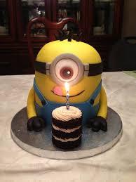minion birthday cake ideas best 25 minion cake design ideas on minions kake
