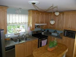 Flush Kitchen Lighting by Kitchen Light Fixtures Flush Mount Double Oven On High Cabinet
