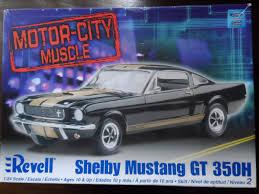 mustang gt model model kit review revell shelby mustang gt 08 10 14