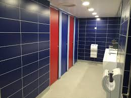 colossal hpl full height toilet cubicles commercial washrooms