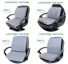 Seat Cushion For Desk Chair Where To Buy Office Chair Back Support In Singapore Lumbar Support
