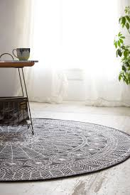 White Round Rug by Round Rugs We U0027ve Got You Covered U2014 Cocoon Home