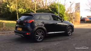 mazda cx3 2015 mazda cx 3 sport nav black 2015 youtube