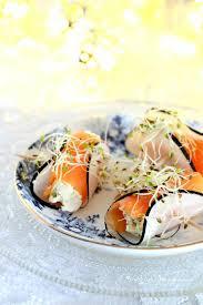 saumon cuisine fut bouchées de radis noir au saumon fumé fut de chene radis noir et