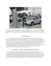 nissan leaf charging options 3 the charging infrastructure overcoming barriers to electric