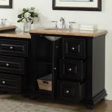 left side sink vanity befon for