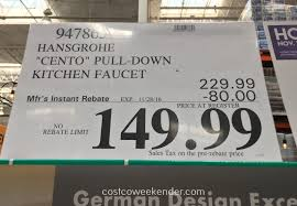 Hansgrohe Metro Kitchen Faucet Kitchen Faucet Variety Costco Kitchen Faucet Waterridge Pull
