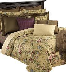Ralph Lauren Floral Bedding Ralph Lauren Adriana Floral Queen Comforter Set 16p Traditional