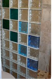 glass block bathroom ideas best 25 glass block shower ideas on glass blocks wall