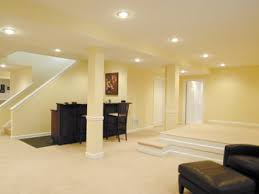 latest decorating trends finished basement paint color ideas home