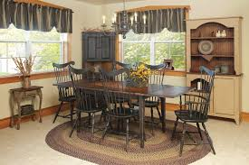 primitive dining room sets home design ideas
