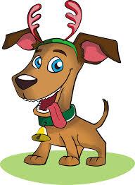 free vector graphic dog christmas holiday free image on