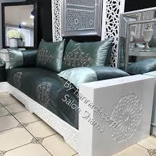 photo canapé marocain salon marocain hannach accueil
