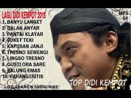 download mp3 didi kempot lilin kecil lagu lawas indonesia terpopuler 80an 90an tembang kenangan